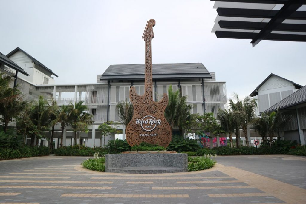 Hard Rock Hotel, Desaru Coast: The Loudest Hotel I've Ever Stayed In